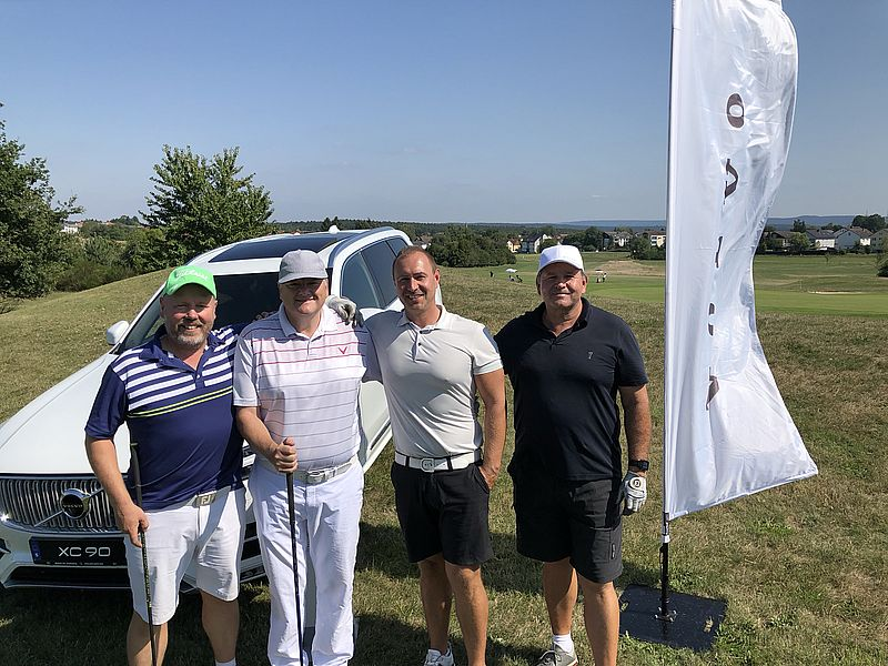 5. Volvo Cup im GC Barbarossa Cup